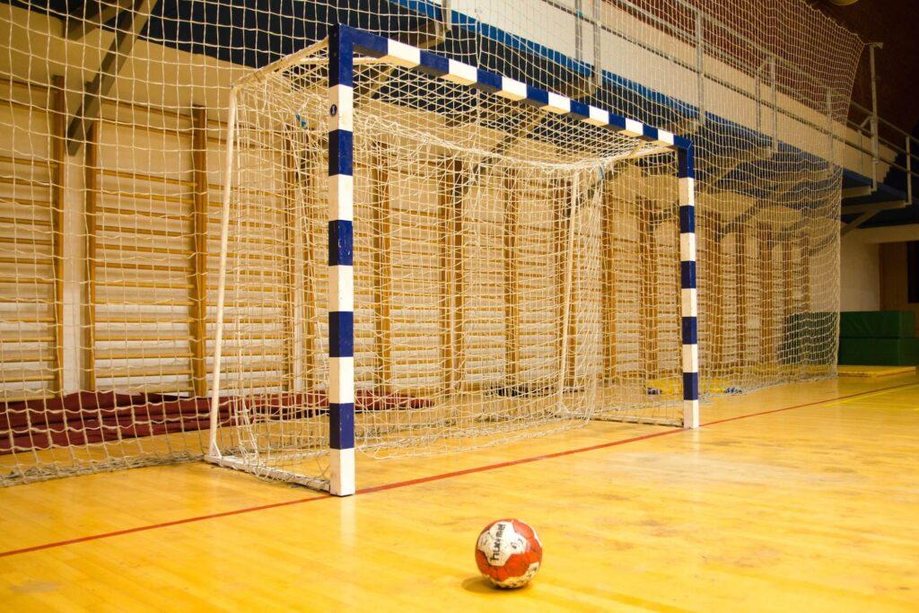 Zdjęcie hali sportowej